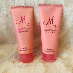 Other - 2 Mariah Carey Lotions.